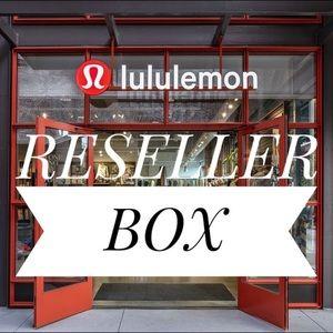 lululemon athletica Pants - NWT & NWOT Lululemon Leggings Reseller Box